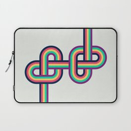 Twists and Knots #2 Laptop Sleeve