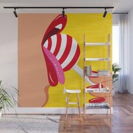 Lollipop Wall Mural