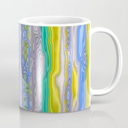 Topography Stripe 3 Coffee Mug