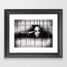 Trapped II Framed Art Print