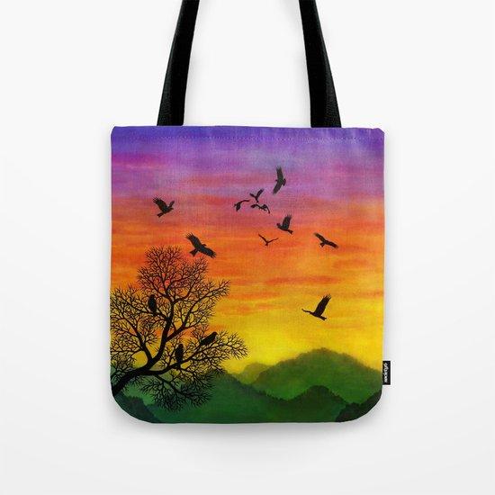 Eagles Tote Bag