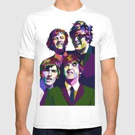 Members of Beatle T-shirt