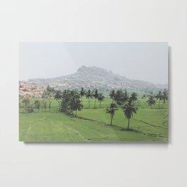 Hampi, India III Metal Print