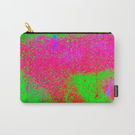Neon Punk Carry-All Pouch