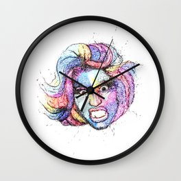 Nicki Wall Clock