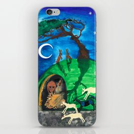 The Enchantment iPhone Skin