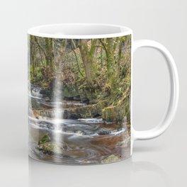 Ingleton falls yorkshire waterfall Coffee Mug