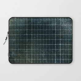 Weathered Grid Laptop Sleeve