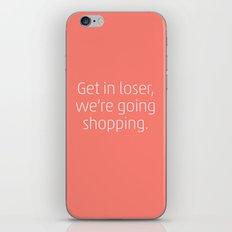 Mean Girls #6 – Shopping iPhone & iPod Skin