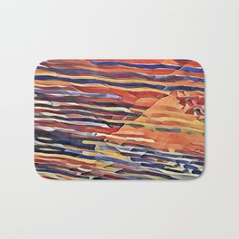 Parallel to the Wind Bath Mat