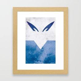 249 Framed Art Print
