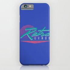Retro Grade Slim Case iPhone 6s