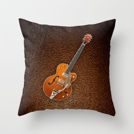 Gretsch  Chet Atkins Throw Pillow