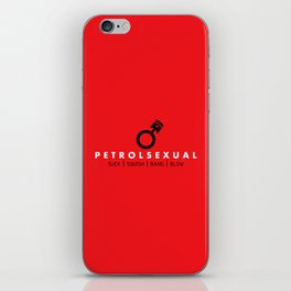 PETROLSEXUAL v1 HQvector iPhone Skin