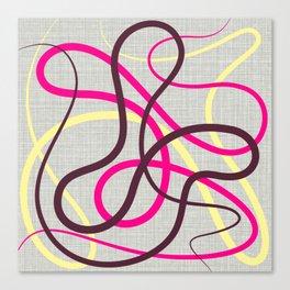 shuffle 2 Canvas Print