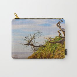 HDR Sandy Cliffs Carry-All Pouch