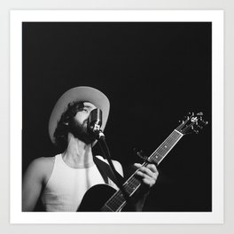 """Cowboy"" Art Print"