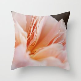 English Rose #1 Throw Pillow