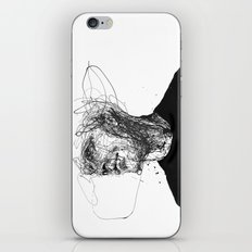 frail lull iPhone & iPod Skin