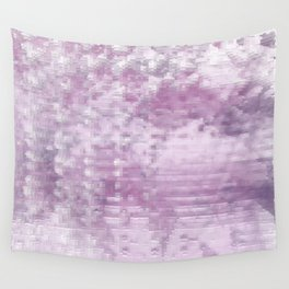 Pink Pattern 57 Wall Tapestry
