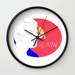 Roxanne (Steve Martin) Wall Clock