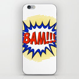 BAM iPhone Skin