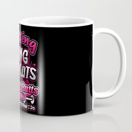 Nursing Fixing Cuts Sticking Butts Coffee Mug