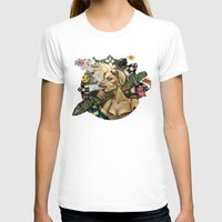 tank girl T-shirts featuring Tank Girl Nouveau by Megan Mars