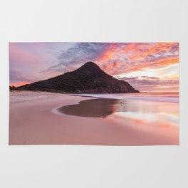 Shoal Bay, Australia #society6 #buyart Rug