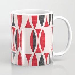 Seventies in Cherry Red (little) Coffee Mug
