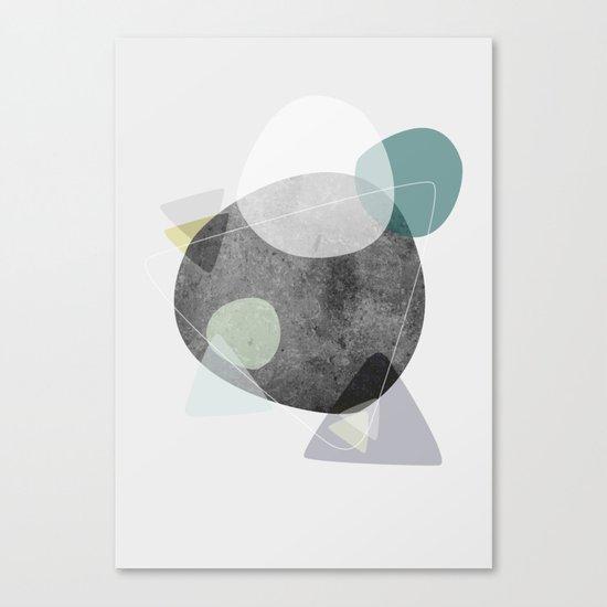 Graphic 112 Canvas Print