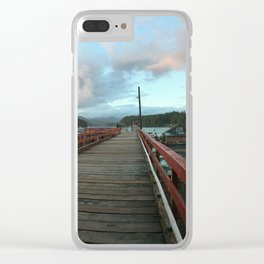 Tofino Life Clear iPhone Case