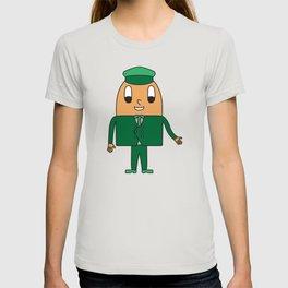 Egg Chauffeur T-shirt