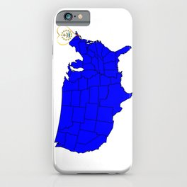 State of Rhode Island iPhone Case