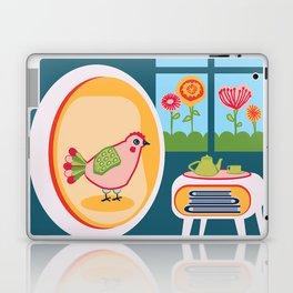House Chicken Laptop & iPad Skin