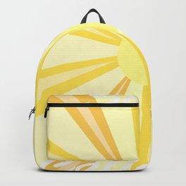 Sunny California Backpack