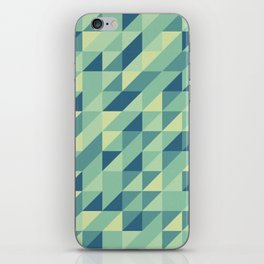 Triangles iPhone Skin