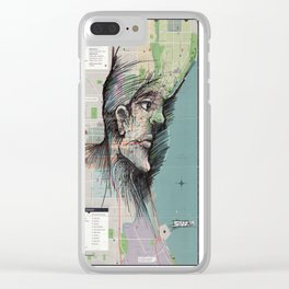 MILWAUKEE, WISCONSIN Clear iPhone Case
