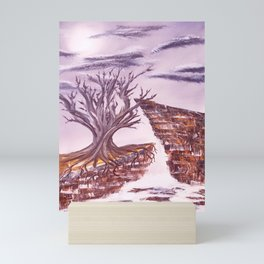 Tree of Solitude Mini Art Print