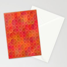 Stained Glass Sunrise Stationery Cards