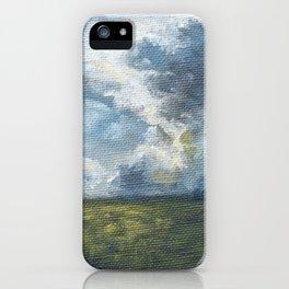 89/100 iPhone Case