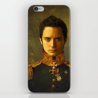 replaceface iPhone & iPod Skins featuring Elijah Wood - replaceface by replaceface