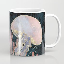 Metallic Coral Coffee Mug