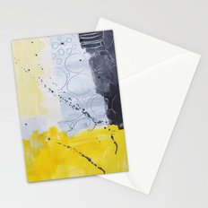 Abstract painting 3 Stationery Cards