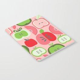 Retro Apples Notebook
