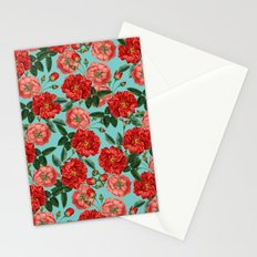 FLORAL PATTERN-05 Stationery Cards