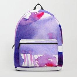 Hidden Magenta Backpack