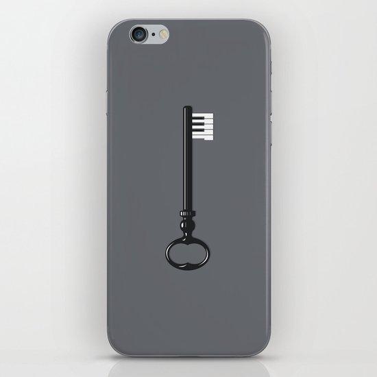 Key(g). iPhone & iPod Skin