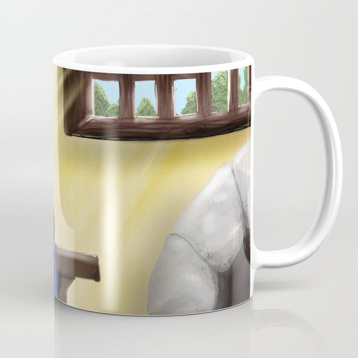 La Cucina Coffee Mug By Melitoria