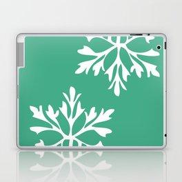 Simple snowflake no. 3 Laptop & iPad Skin